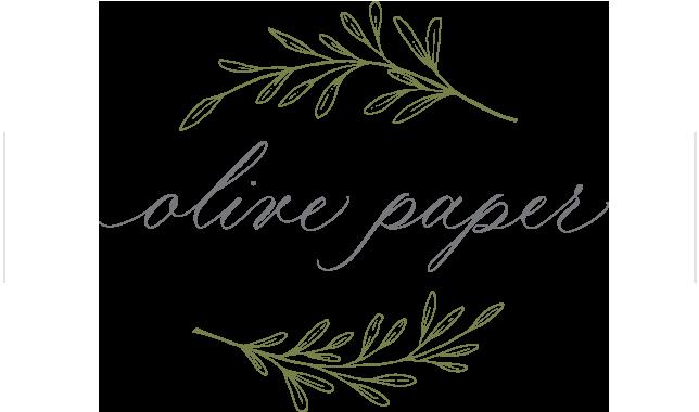 Olive Paper
