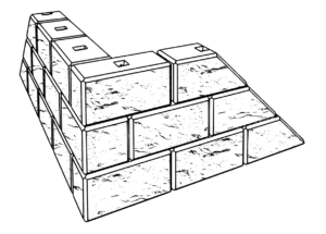 Gravity Wall System