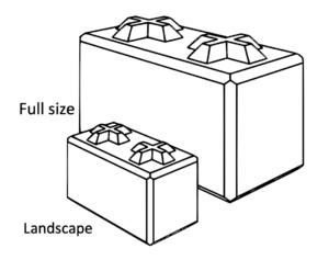 Landscaping Block Type