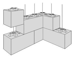 Rock-Lock Wall System