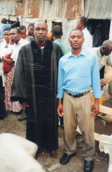 Devies, Pastor of the Huruma Tent of Prayer