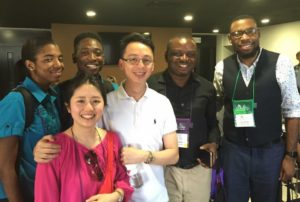 Young Leaders at the World Methodist Conference 2016