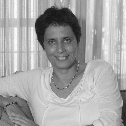 Poeta y docente Rossella Di Paolo.
