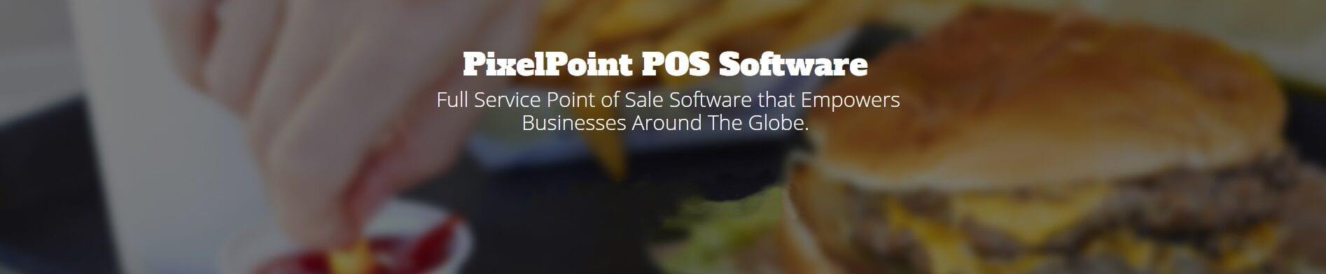 PAR PixelPoint POS Software