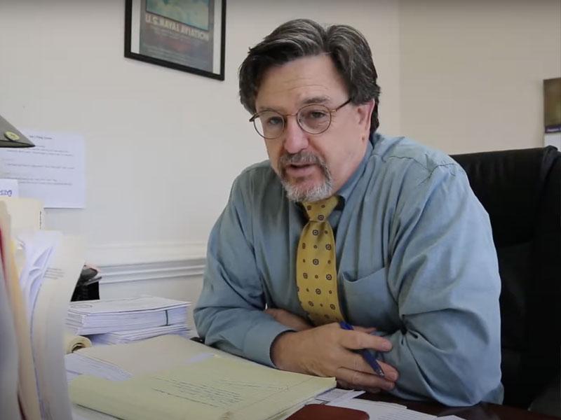 James Wilson Business Attorney - Richmond Corporate Video