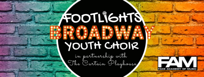 Footlights Broadway Youth Choir Cover