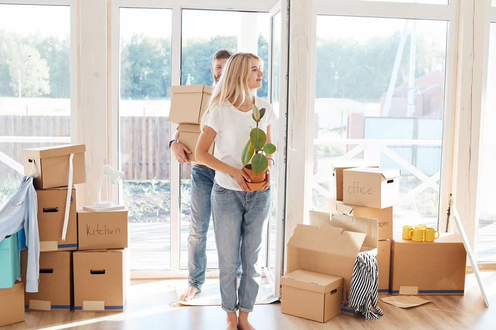 Comprehensive moving out checklist