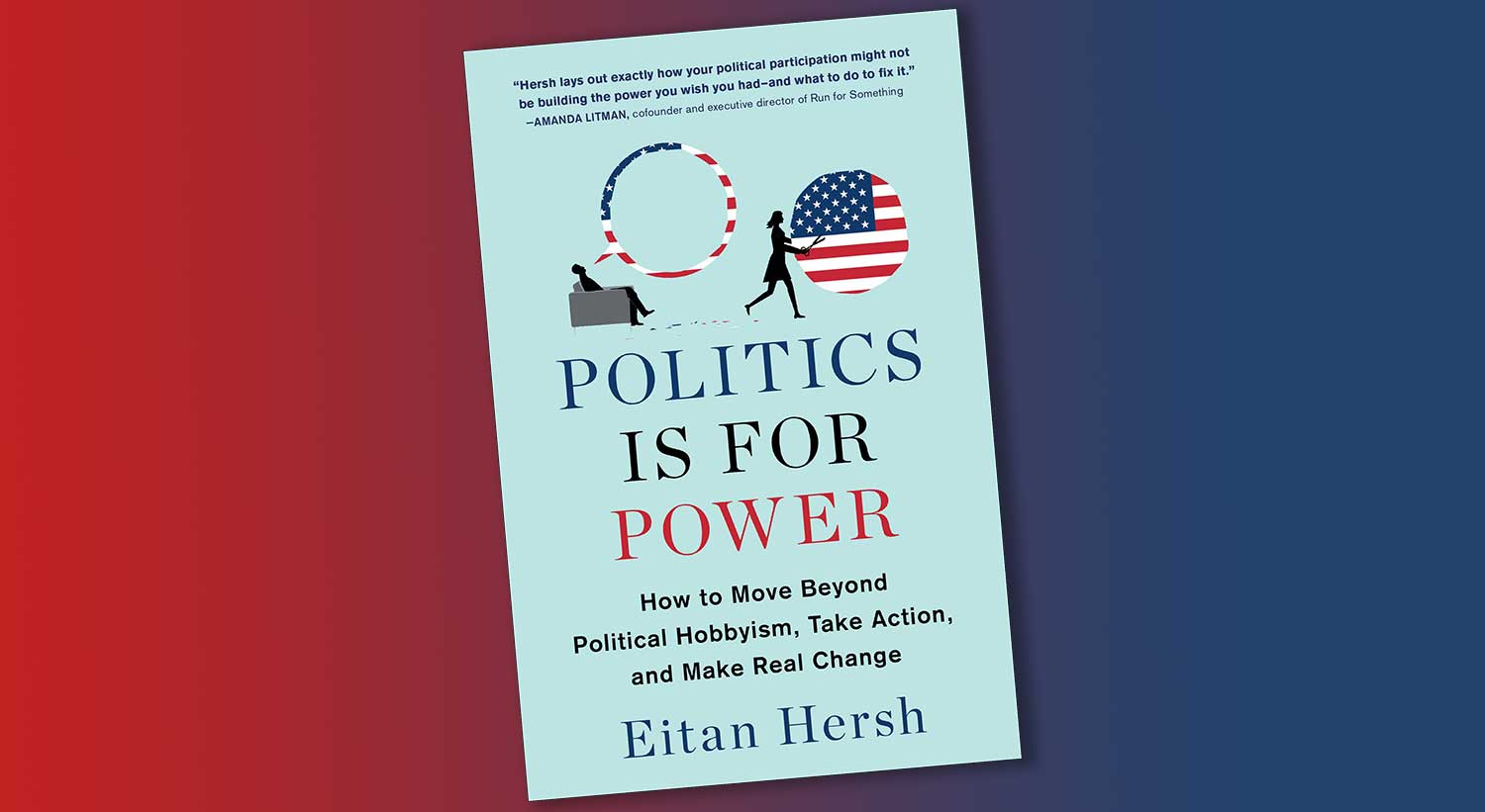 Politics is for Power book cover