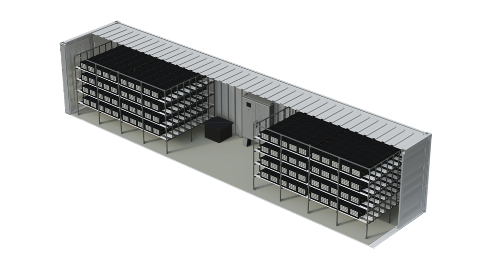 Modular Containerized system