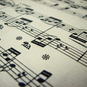 Sheet Music Books