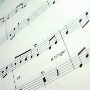 Sheet Music Singles