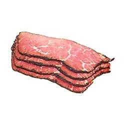 Smoked Pastrami