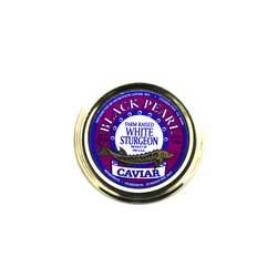 Farm Raised California White Sturgeon Caviar