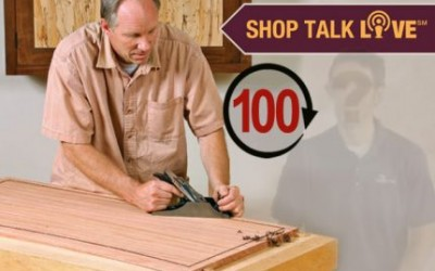 Featured on Shop Talk Live