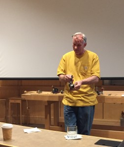 Presenting at Fine Woodworking Live 2018