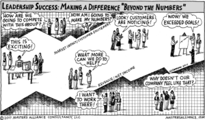 """Masters Alliance Leadership Success: Making a Difference """"Beyond the Numbers"""""""