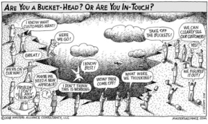 Masters Alliance Are you a Bucket Head?