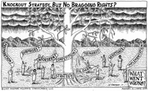 Masters Alliance Knockout Strategy but no bragging rights