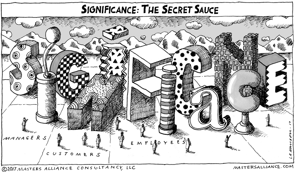 Masters Alliance Significance: The Secret Sauce