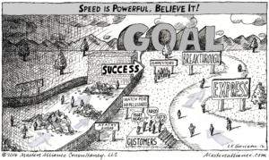 Masters Alliance Speed is Powerful, Believe It!