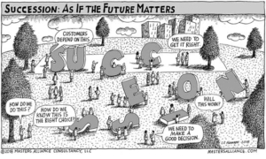 Masters Alliance Succession: as in the Future Matters