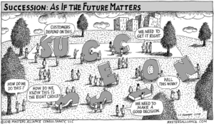 Masters Alliance Succession: As if the Future Matters