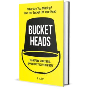 J Allen Bucket Heads