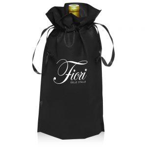 Non Woven Vineyard Ribbon Drawstring Bags ATOT114