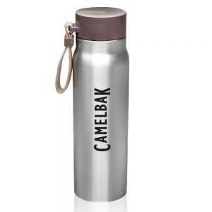 17 oz Vacuum Insulated Water Bottles with Carrying Strap ASB233