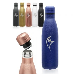 17 oz Flaked Levian Cola Shaped Bottles ATM301F