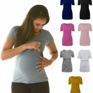 7 Short Top Breastfeeding Month Promotion