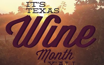 TEXAS FINE WINE INVITES WINE ENTHUSIASTS TO TASTE STELLAR TEXAS WINES DURING TEXAS WINE MONTH IN OCTOBER