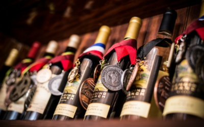 TEXAS FINE WINE WINERIES WIN BIG AT RECENT WINE COMPETITIONS