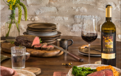 TASTE TEXAS FINE WINE AT UPCOMING WINE FESTIVALS, DINNERS ACROSS THE STATE