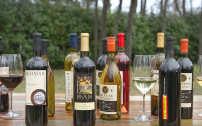 TEXAS FINE WINE WINERIES WIN TOP HONORS AT RECENT WINE COMPETITIONS