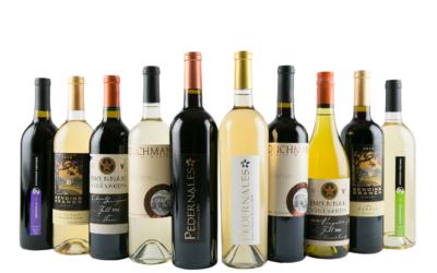 STOCK UP FOR THE HOLIDAY WEEKEND — SUPPORT OUR LOCAL WINERIES