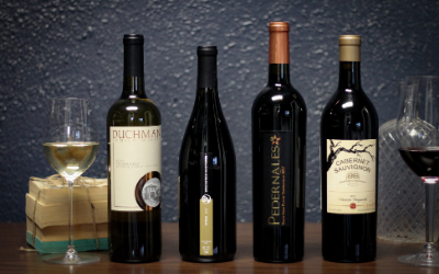 MORE GOLD MEDAL WINNERS FROM SAN FRANCISCO CHRONICLE WINE COMPETITION