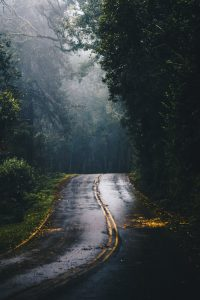 roads in the mountains