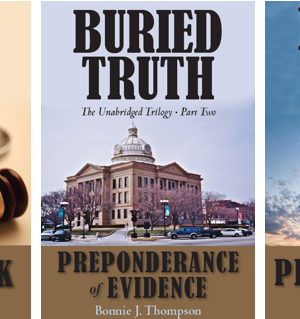 An image featuring the Buried Truth book Part Two