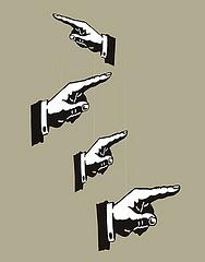 finger point photo