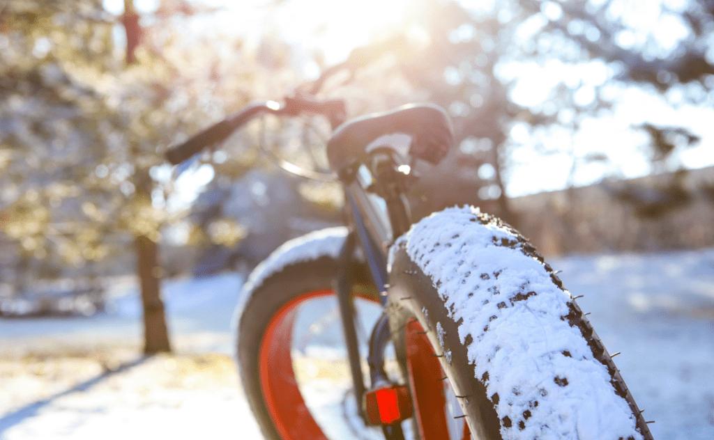 Fat biking Ontario Fat Biking in Snow