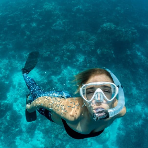 Snorkel in Belize