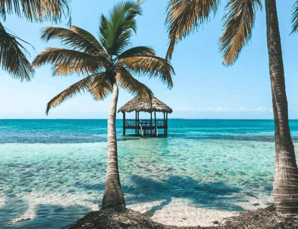 Belize Private island all inclusive