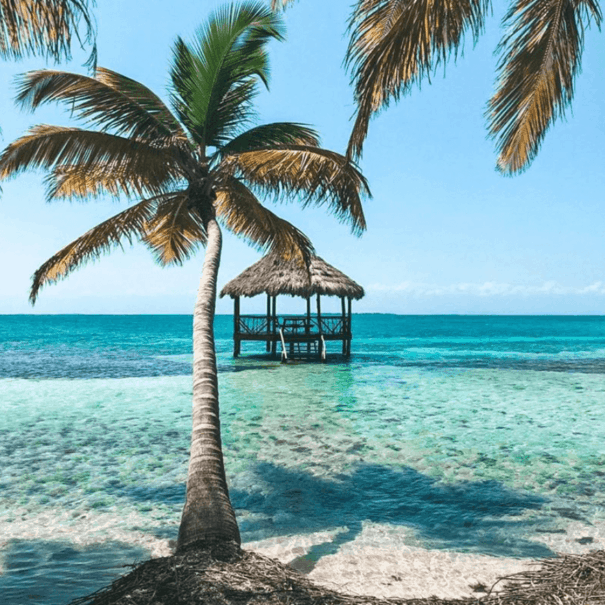 Belize Private island all inclusive