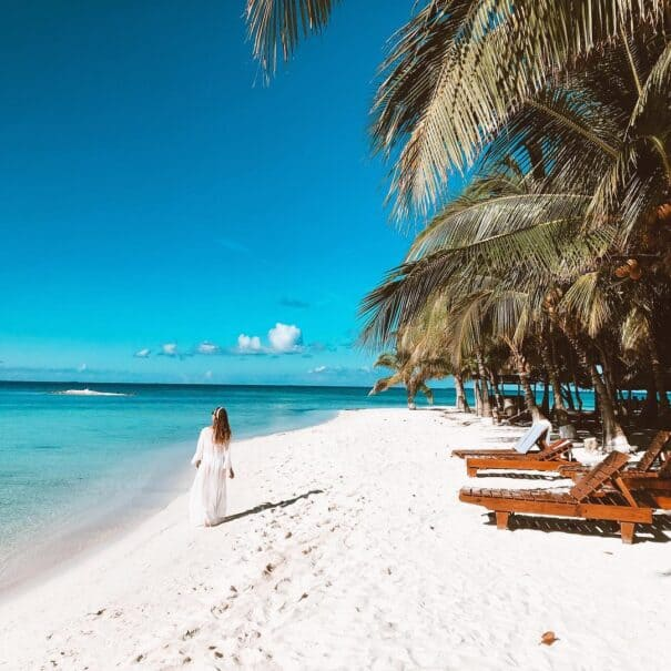 moho Caye Belize Vacation