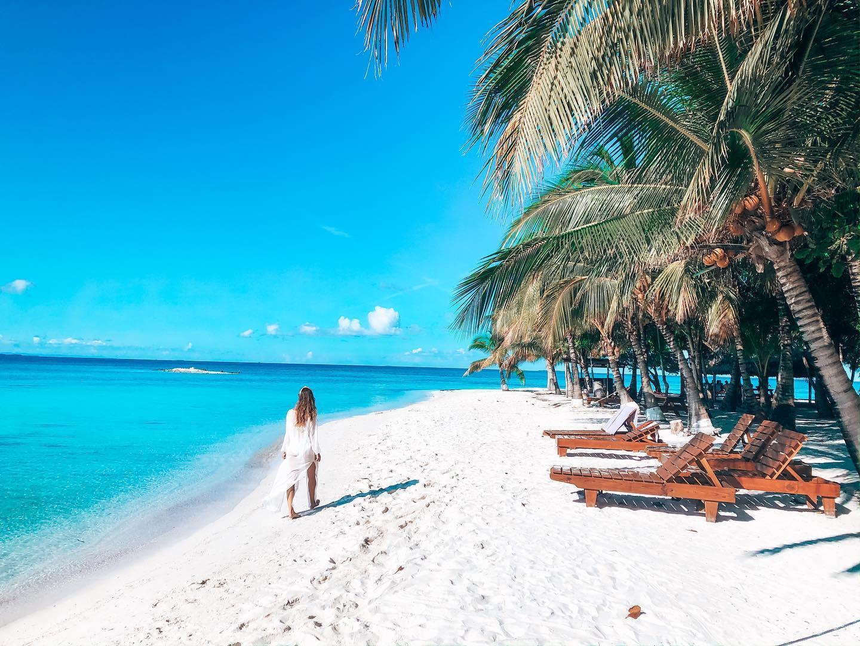 Beach Walks Belize