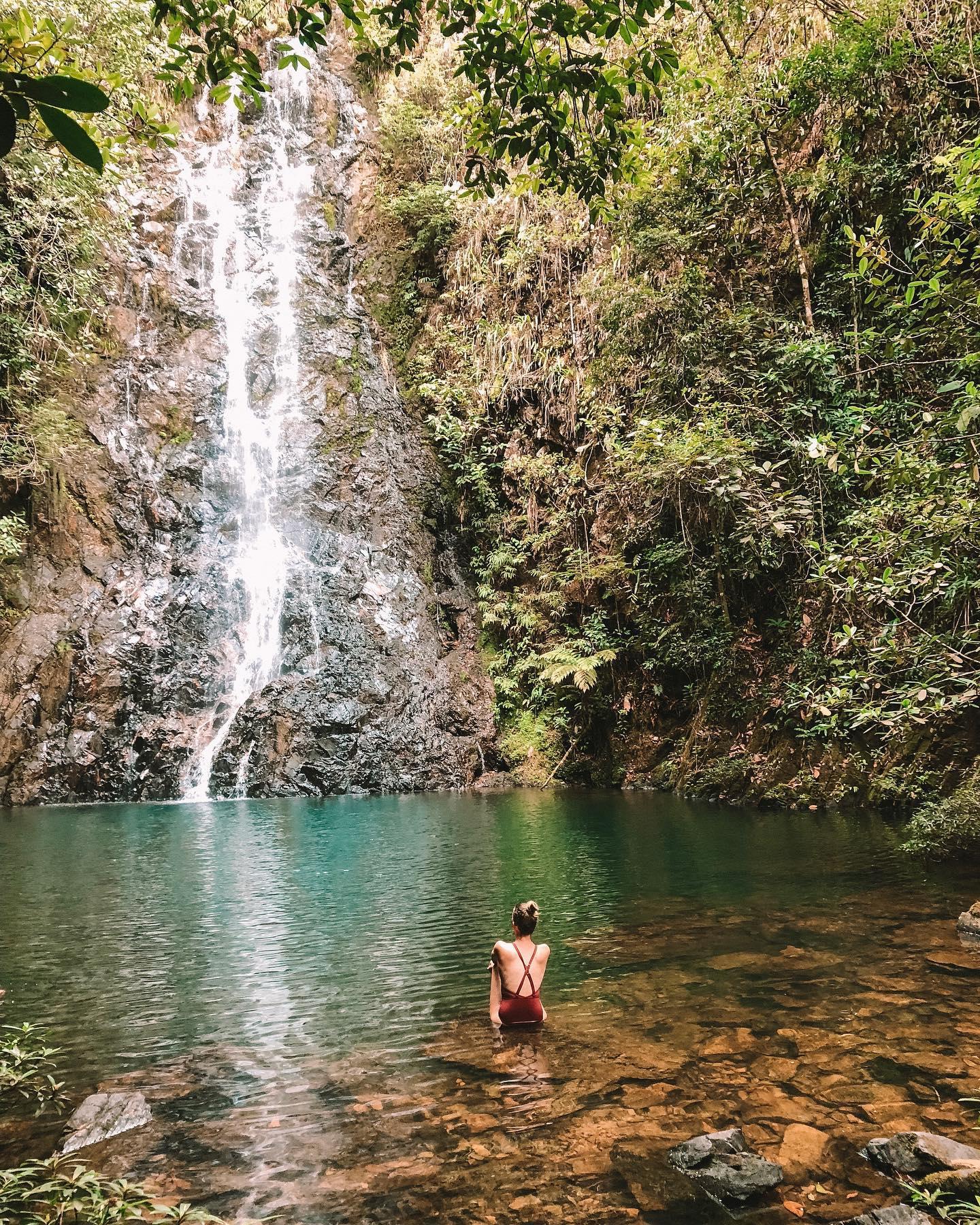 waterfalls belize