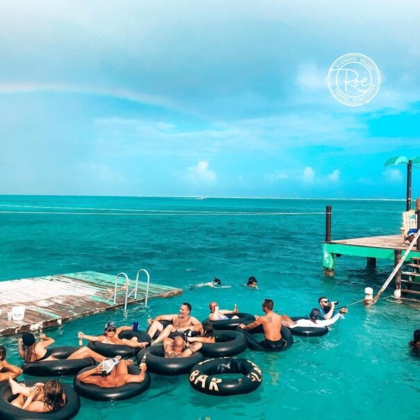 beach bars san pedro palapa bar belize