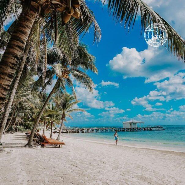 best beaches ambergris caye san pedro