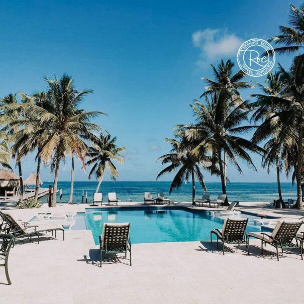 luxury resort ambergris caye belize